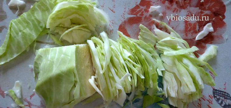 Как квасить капусту, чтобы хрустела