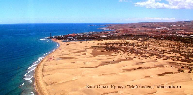 Остров Гран Канария Фото